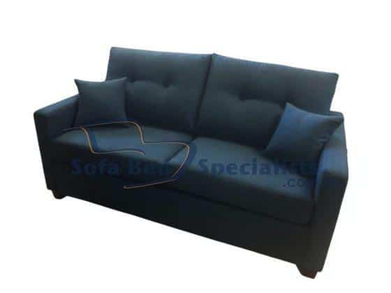 2.5 Seater Charlotte Sofa Bed in Wortley Jazz Atlantic
